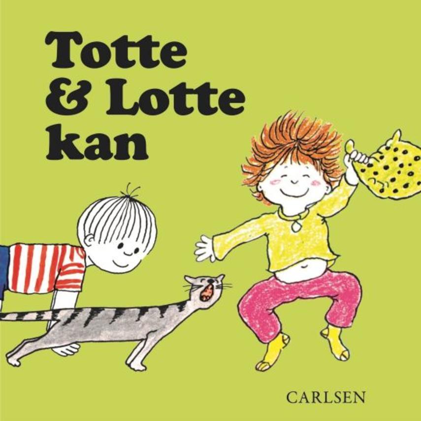 Gunilla Wolde, Kerstin Elias Costa: Totte & Lotte kan