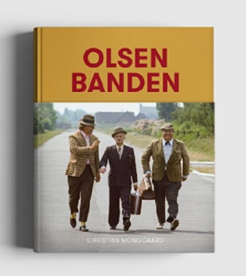 Christian Monggaard: Olsen Banden
