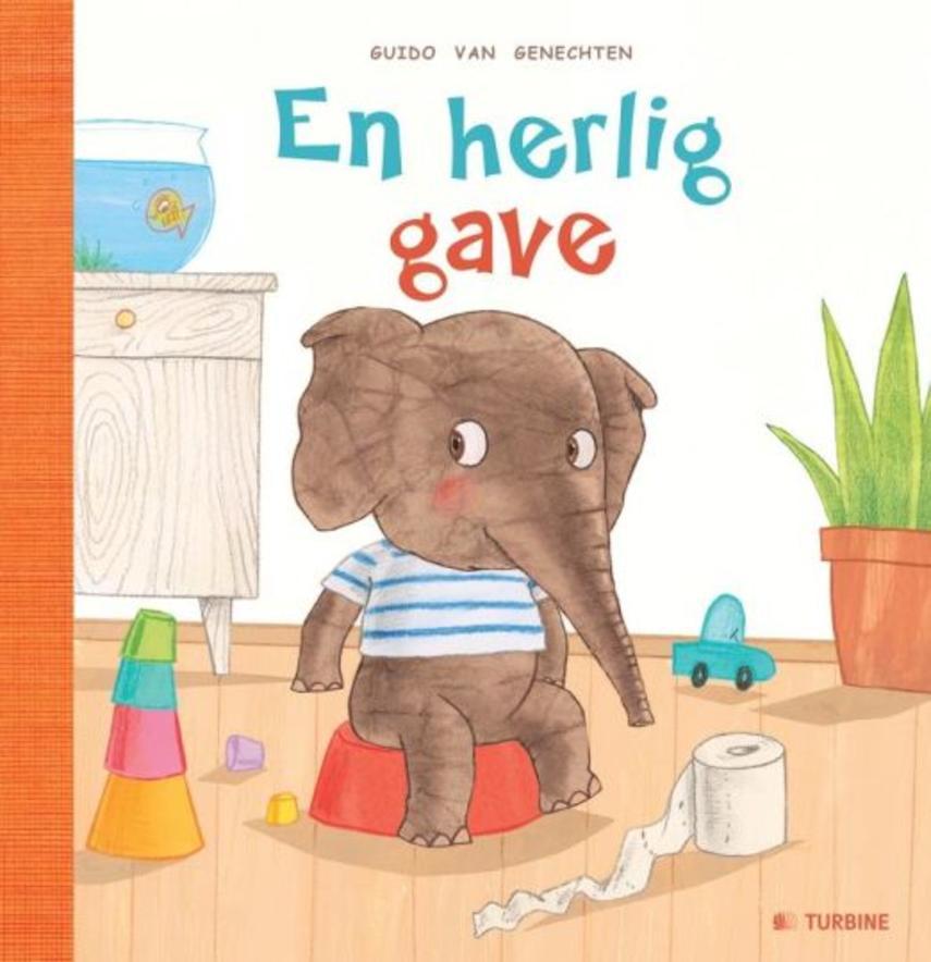 Guido van Genechten: En herlig gave