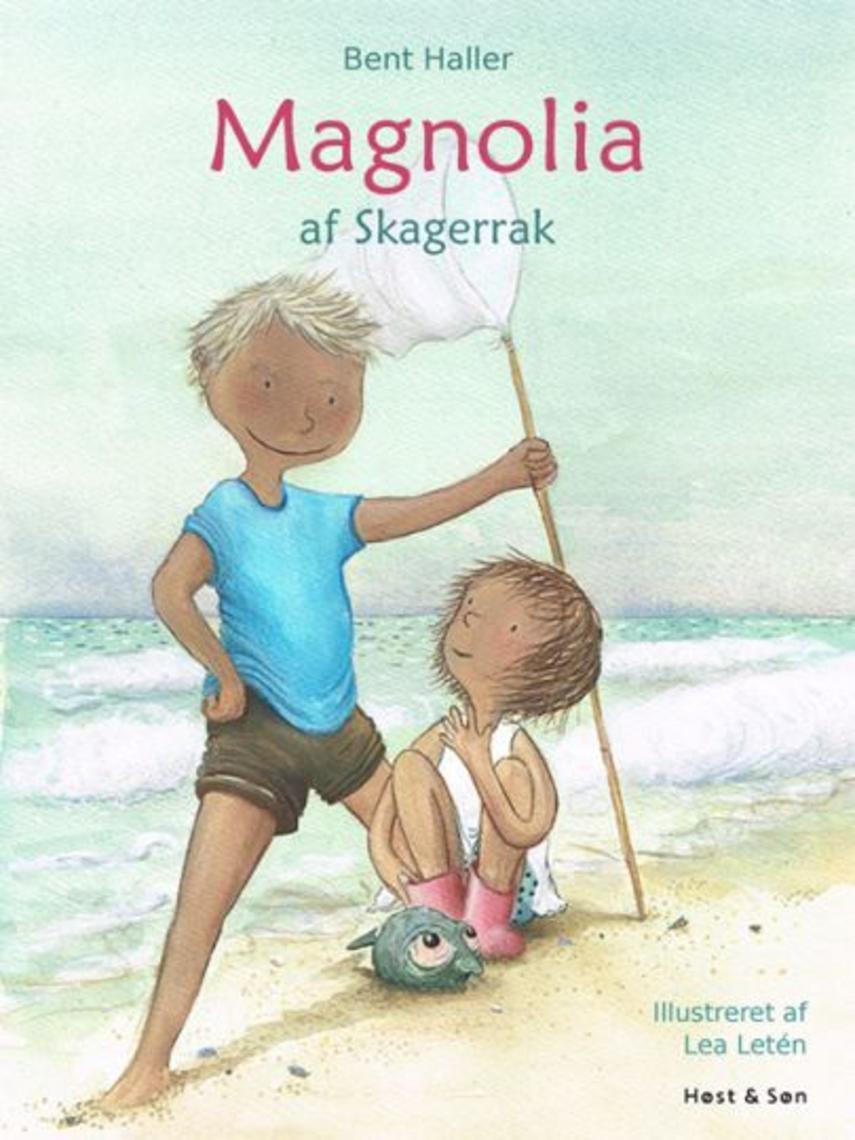 Bent Haller: Magnolia af Skagerrak