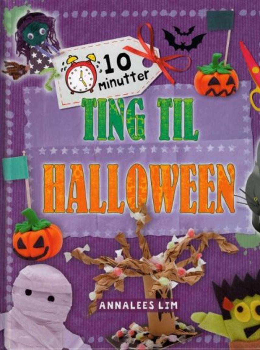 Annalees Lim: Ting til halloween