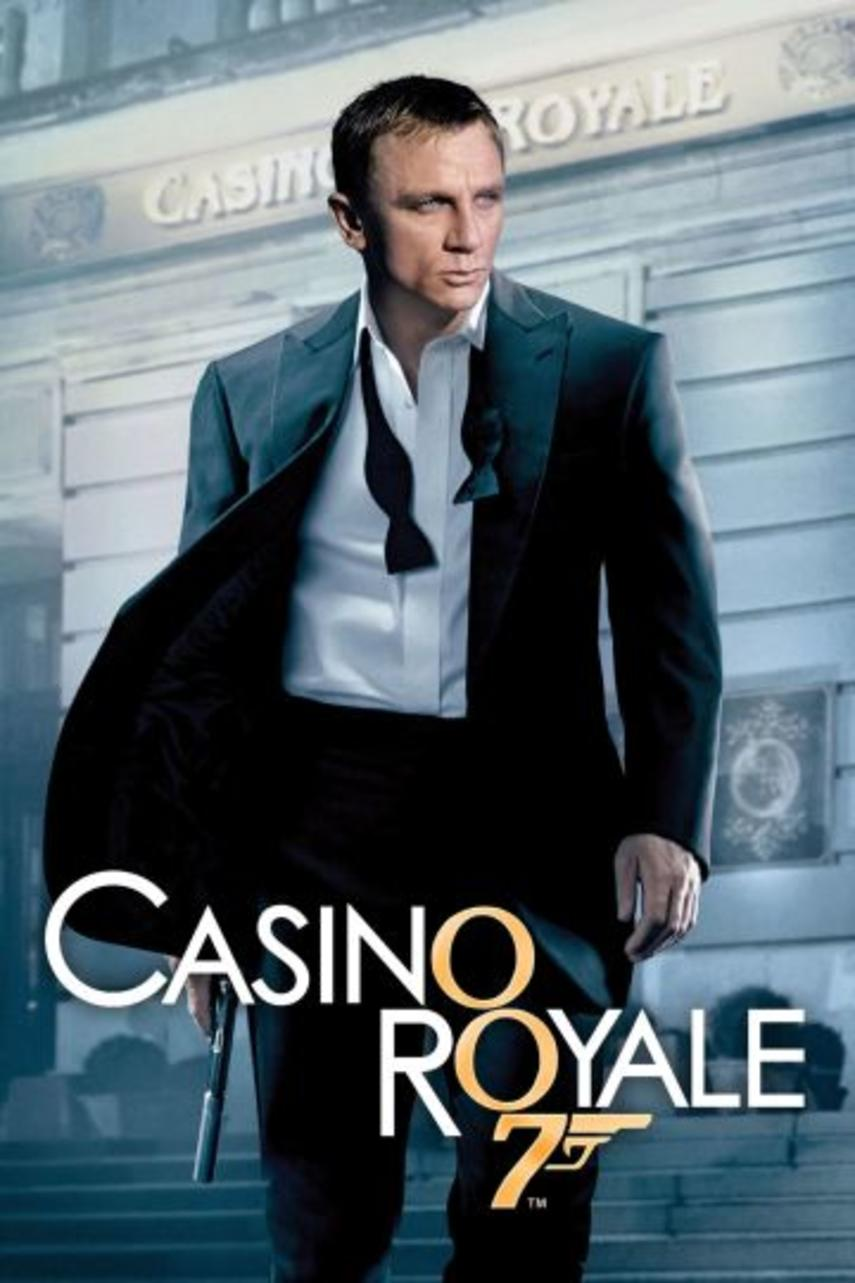 Phil Meheux, Neal Purvis, Robert Wade, Paul Haggis, Martin Campbell: Casino Royale (Ved Martin Campbell)