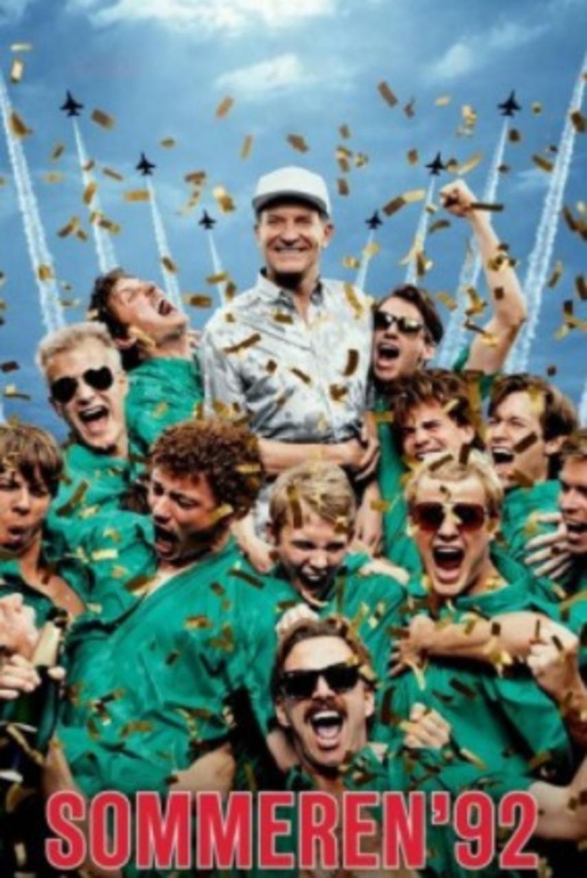 Kasper Barfoed, Kasper Barfoed, Anders August, Marcel Zyskind: Sommeren '92