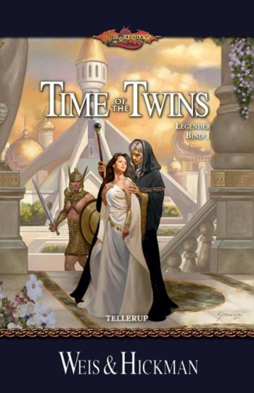 Margaret Weis: Time of the twins