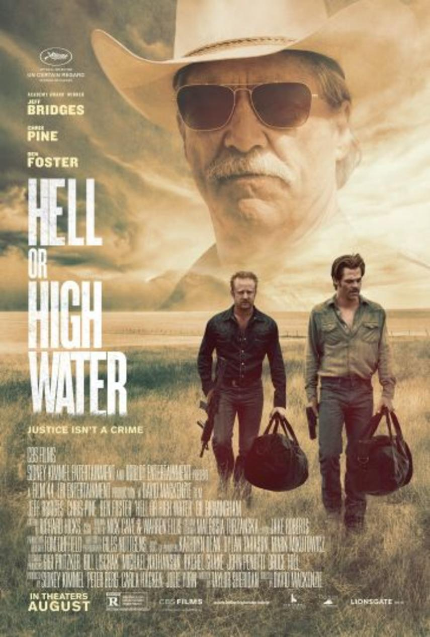 David McKenzie, Giles Nuttgens, Taylor Sheridan: Hell or high water
