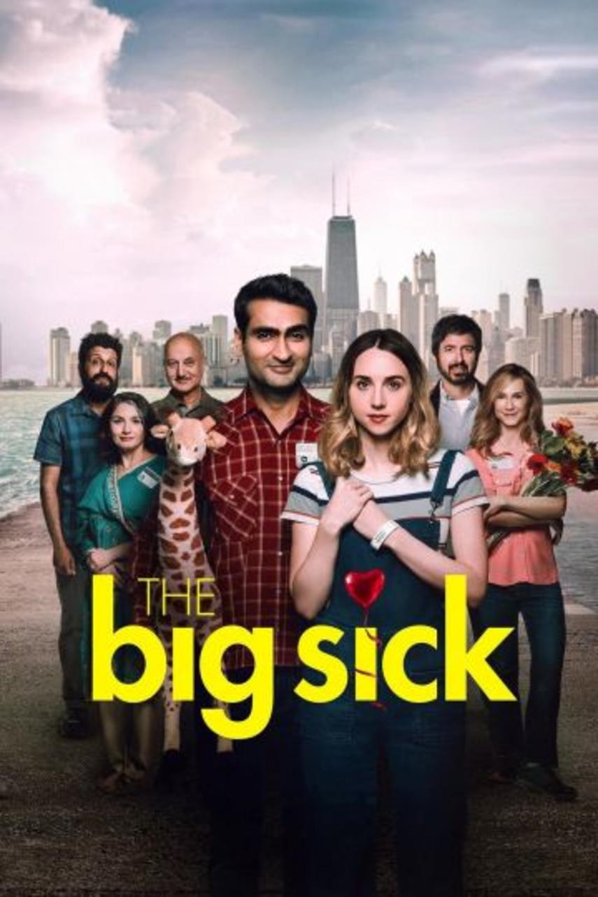 Brian Burgoyne, Emily V. Gordon, Kumail Nanjiani, Michael Showalter: The big sick