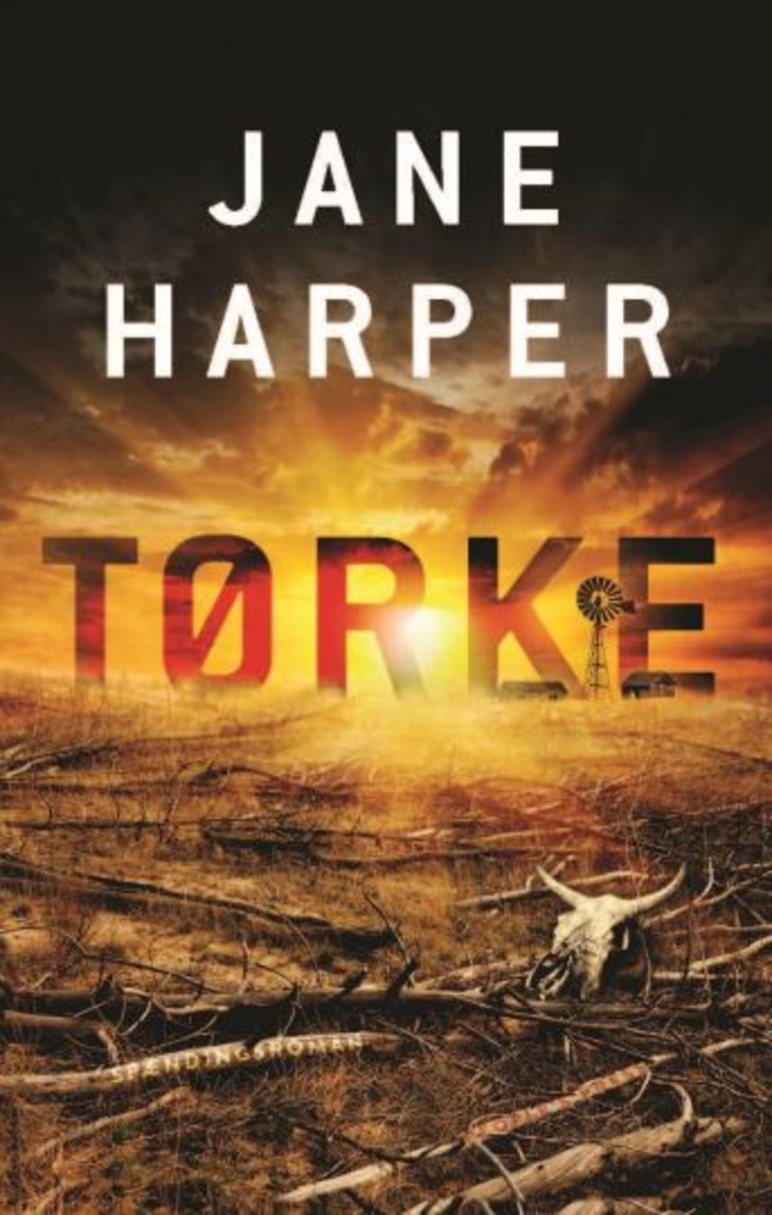 Jane Harper: Tørke : spændingsroman