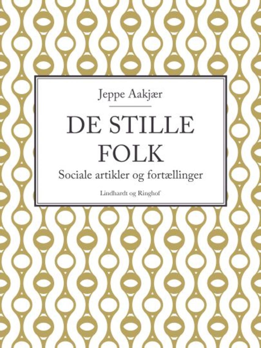 Jeppe Aakjær: De stille folk