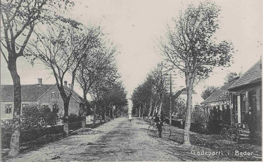 Billede af Beder landevej