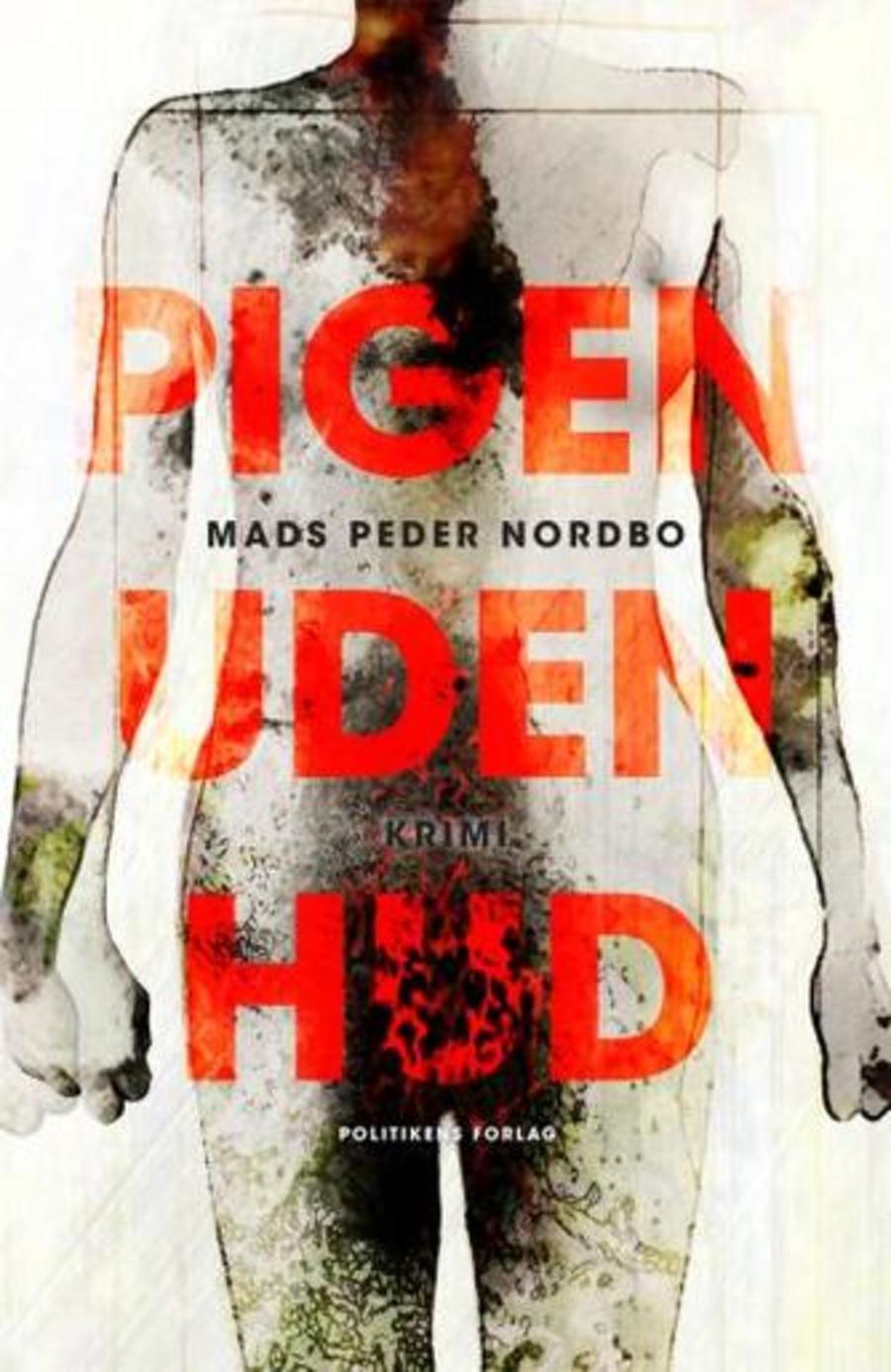 Mads Peter Nordbo - Matthew Cave og Tupaarnaq-serien