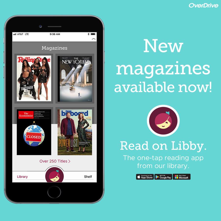 eReolen Global magasiner