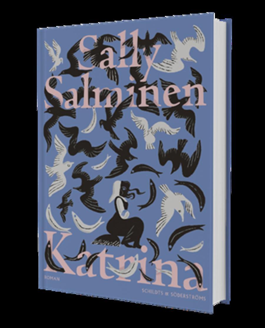 Bogen 'Katrina' af forfatter Sally Salminen