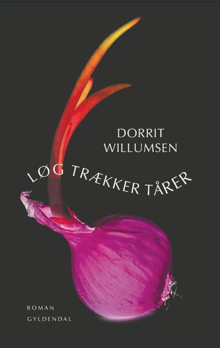 Forside af bogen Løg trækker tårer