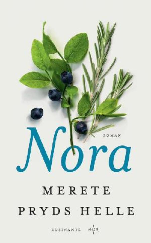 Forside af bogen Nora