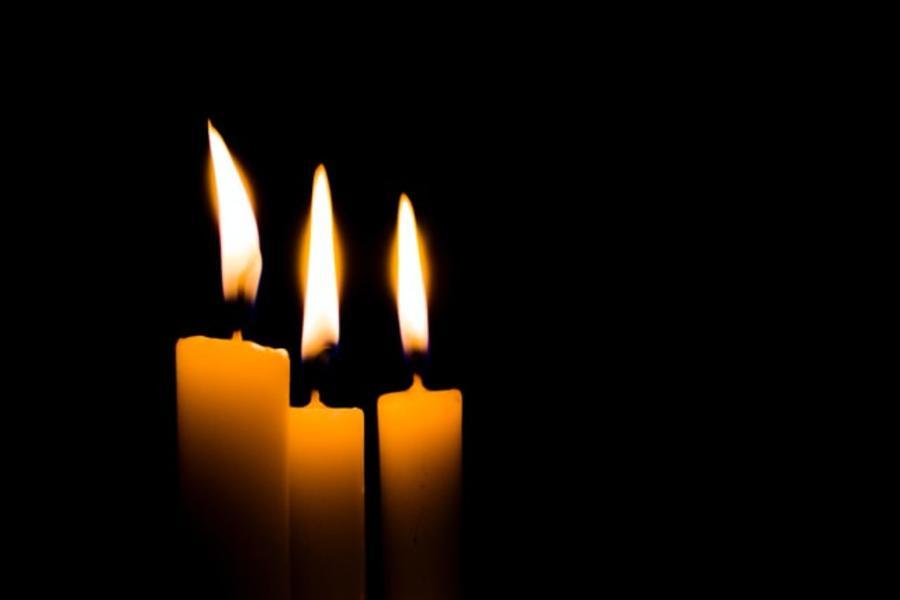 Tre levende lys
