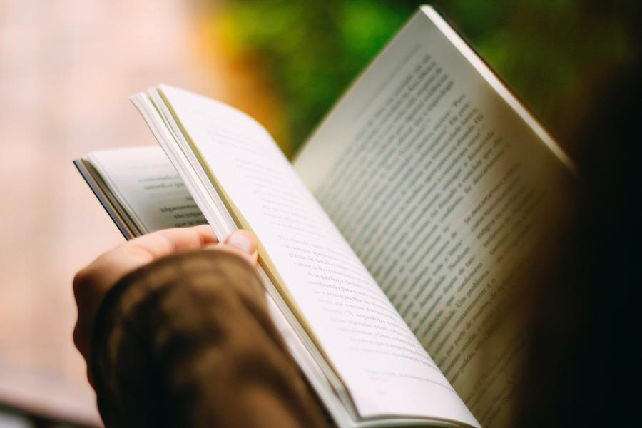 En åben bog