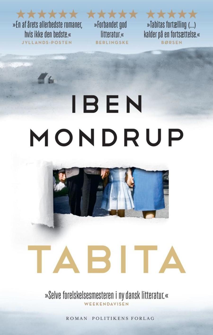 Forside til bogen Tabita af Iben Mondrup